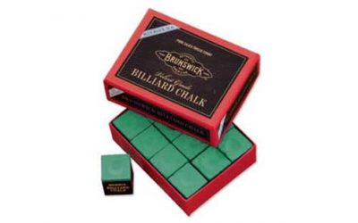 Billiard Chalk-144 piece, Green